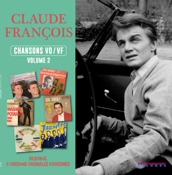Chansons VO/VF vol2 Claude François